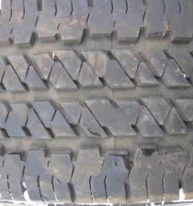 Шина Bridgestone Dueler H/T 205/16C 110/108T