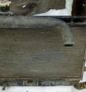 Радиатор медный 2101