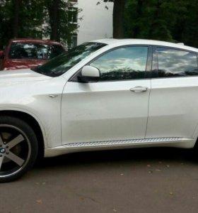 Колеса r22 BMW X6 X5 рендж ровер