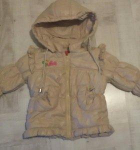 Куртка для девочек весна и осень