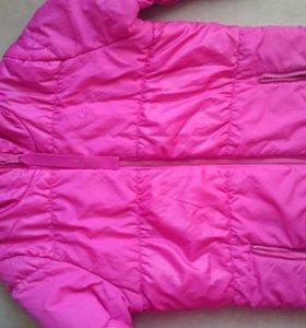 Куртка adidas 44р