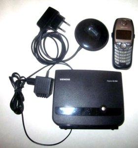 Siemens Gigaset SL150 радиотелефон
