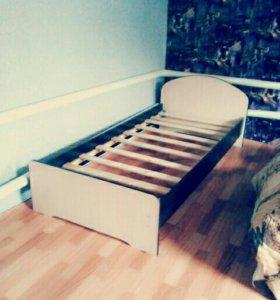 Кровать новая