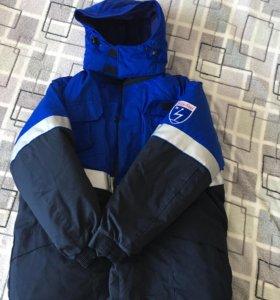 Спецодежда новый зимний костюм