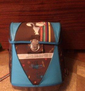 Рюкзак школьный бу