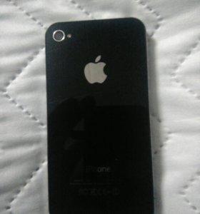 Продам айфон4  28,3гига памяти оригинал торг