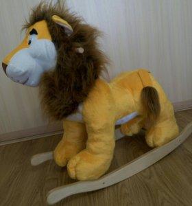 Качалка Лев