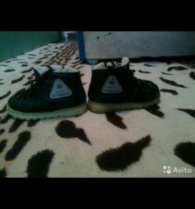 Демисизон ботинки