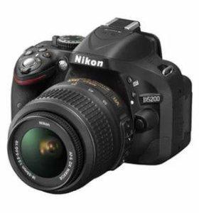 Nicon D5200