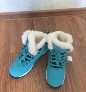 Обувь зимняя новая 36