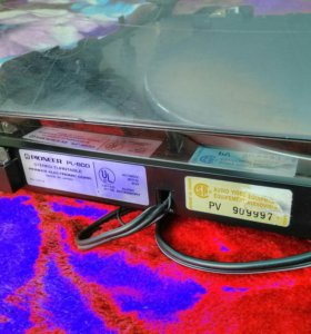 Проигрыватель виниловых пластинок Pioneer pl-600