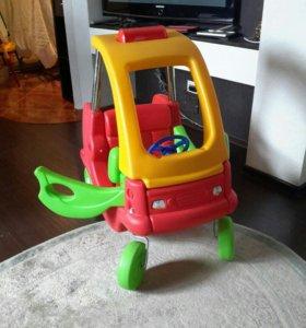 Новая Машинка