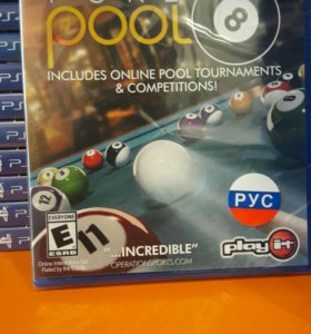Pure Pool Playstation 4 PS4