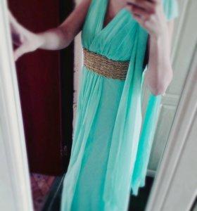 Платье+ клатч +летнее платье