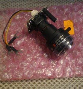 Модульная видеокамера.