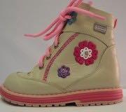 Ботинки новые на флисе Bebetom