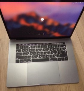 Apple MacBook Pro 15 late 2016 MLH32 Touch Bar