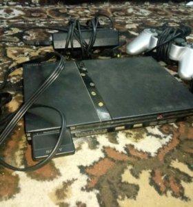 Игровая консоль sony playstation2