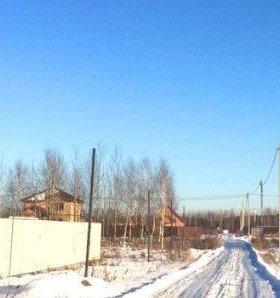 Участок 9 соток в районе д Булгаково