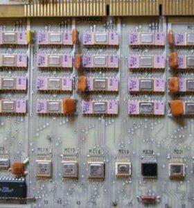 Утилизация,оборудования ,радиодетали