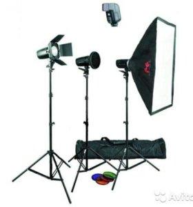 Оборудование для домашней фотосессии