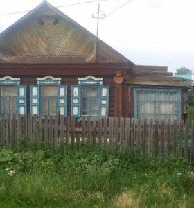 Продаётся участок с домом в Мусино