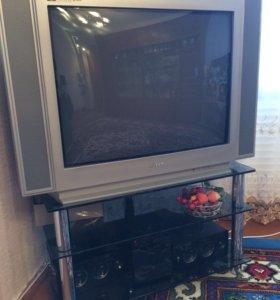 Телевизор Avest с пультом