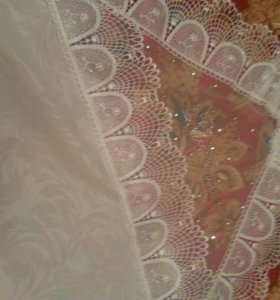 Одеяло на выписку(весна-осень)