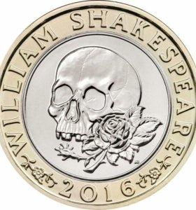 Шекспир череп
