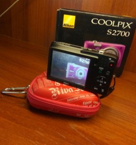 Фотоаппарт Nikon coolpix