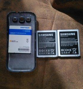 Продам всё одним лотом на Samsung Galaxy S lll