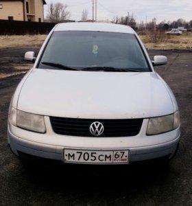 Volkswagen passat 2.5 V6 дизель