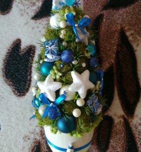 Топиарий Новогоднее дерево