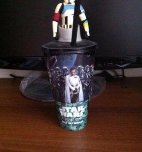 "Фирменный стакан ""Star Wars"""