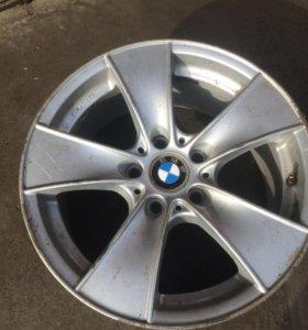 Диск на BMW