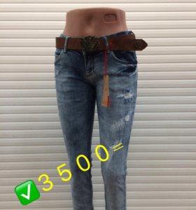 ✅продаются джинсы