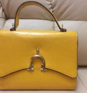 Новая сумка Hermes, натуральная кожа