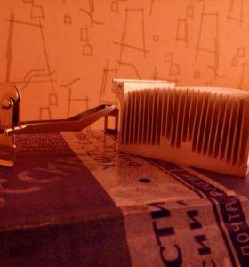 Радиатор с криплением