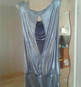 Вечернее платье-туника