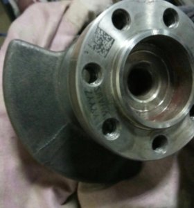 Продам коленвал и масляный насос для двигателя К9К