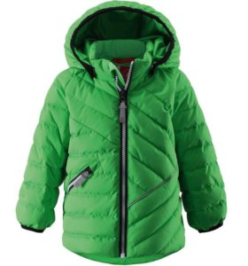 Новая куртка Reima пуховик 86