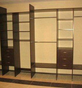Мебель гардеробные Детская встроенная