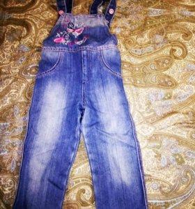 Одежда для девочки на 2-3 года