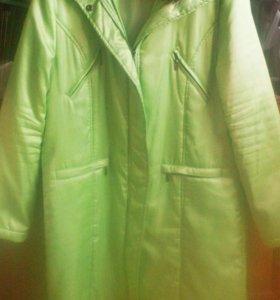 Куртка- пальто женская