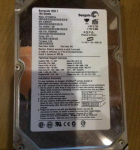 Жёсткий диск IDE Seagate Barracuda 160 gb