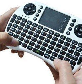 Мини клавиатура с тачпадом мультимедиа RT-MWK08