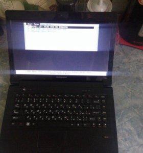 Ноутбук LenovoB475