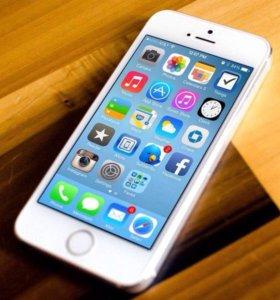 Iphone 5 32gb (в корпусе 5s) обмен