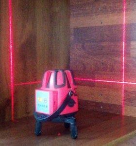 Продам лазерный уровень. 3 луча