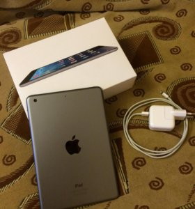 Планшет iPad mini 2 Wi-Fi 16 GB с дисплеем Retina